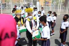 Dukung PON XX, istri Mendagri bantu 1.000 pasang sepatu olahraga untuk anak Papua